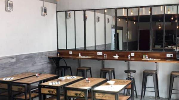 Salle du restaurant - Skooks, Mougins