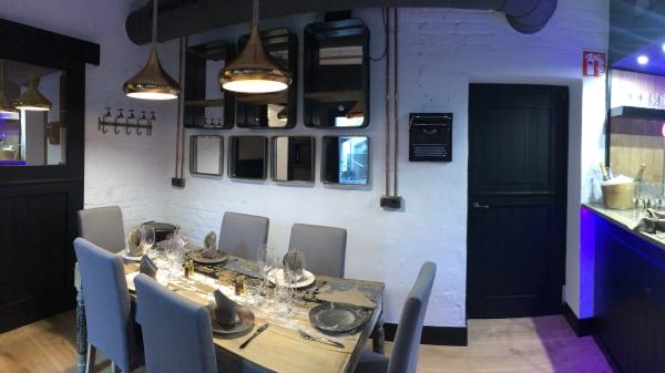 Vista del interior - Candela Restaurante, Madrid