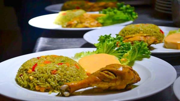 suggerimento dello  chef - Gusto Latino Ristorante Peruviano, Bologna