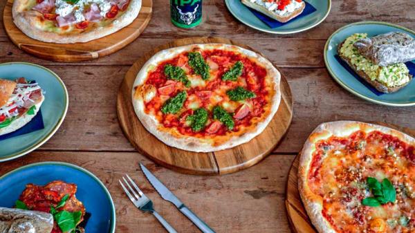 Pizza - Westkop, Rotterdam