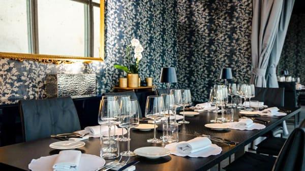 vista sala - Mi View Restaurant, Milano