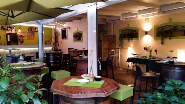 Sugerencia de plato - El Rincón del Capricho, Madrid