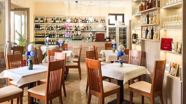Salone ristorante - Vergari's, Fiumicino