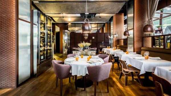 Restaurante - Rocacho, Madrid