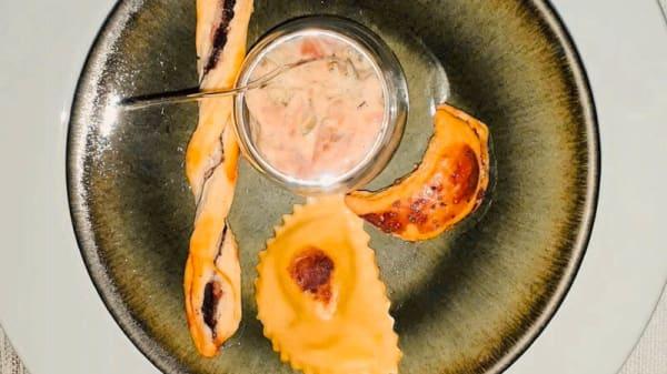 Suggestion de plat - La Table de la Vivarie, Castres