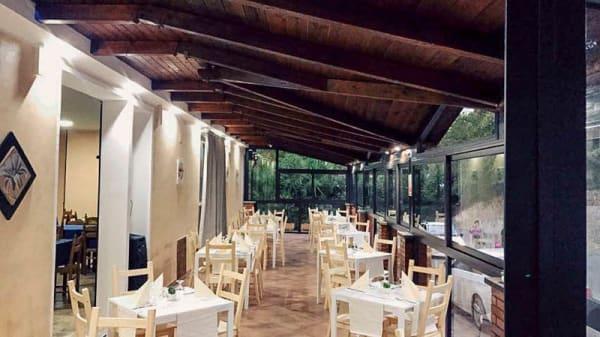Vista de la sala - Dal Bassotto, Roggiano Gravina