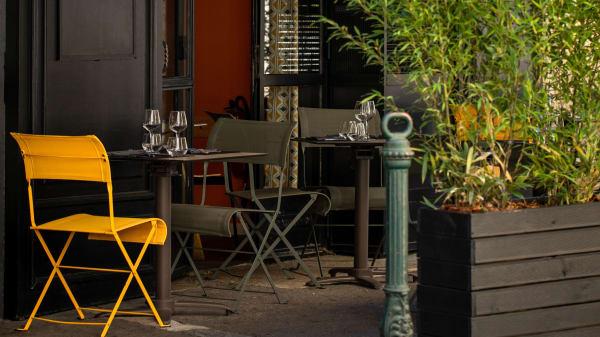 Terrasse - Niro, Aix-en-Provence