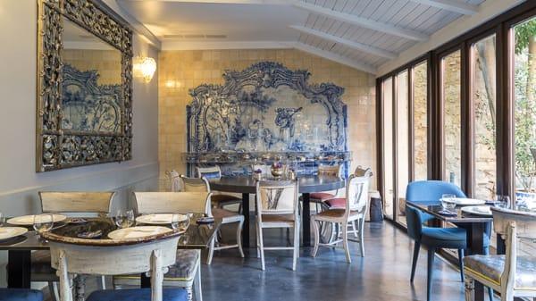 Vista da sala - Estórias na Casa da Comida, Lisbon