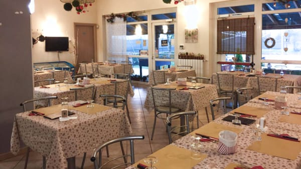 Sala - Paradiso Cafè, Valenza