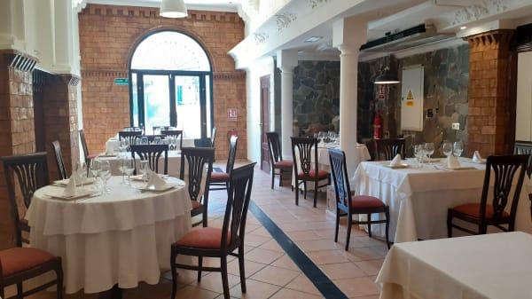 Vista de la sala - ArteVinum Restaurante Escuela, Málaga