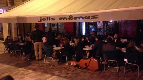 Devanture - Jolis Momes, Paris-9E-Arrondissement