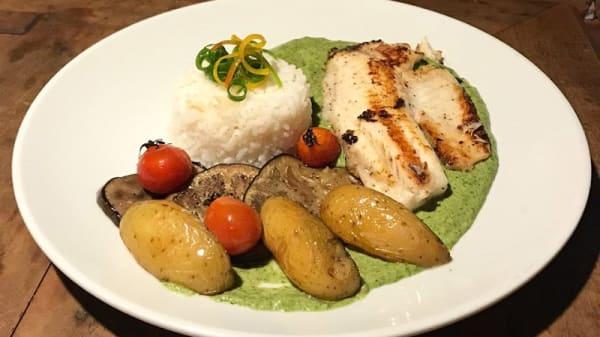 Sugestão do chef - Quintal Kitchen, São Paulo