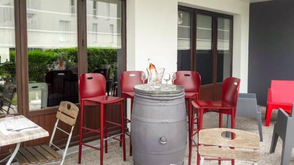 Terrasse - Campanile Bordeaux  Le Bouscat, Le Bouscat