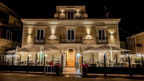 Facciata - Villa Adua Restaurant, Tropea