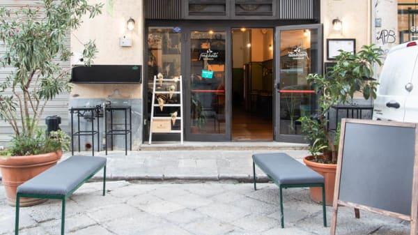Entrata - Freschette BioBistrot, Palermo