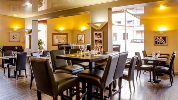 Salle du restaurant - Le Si Bemol, Toulouse