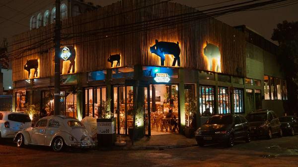 Porco Paulista Bar, São Paulo