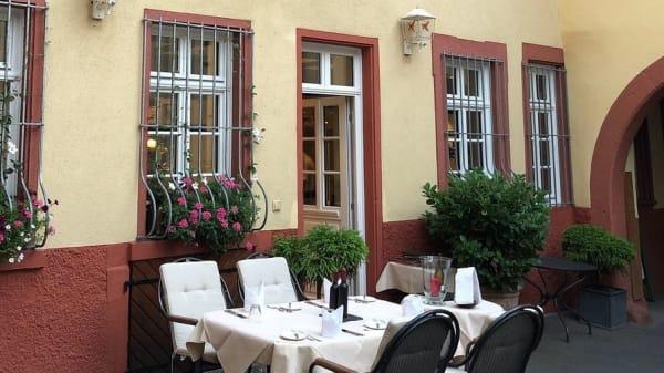 Backmulde Heidelberg, Heidelberg