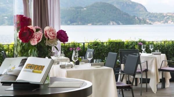 Terrazza - Filo, the restaurant at Filario, Lezzeno