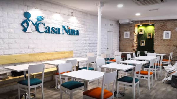 Sala - Casa Nina, Madrid