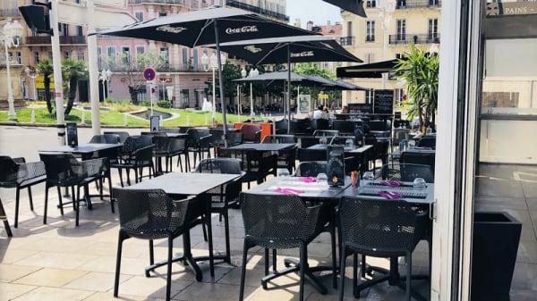 Entrée - Brasserie Cafe de la Gare, Toulon
