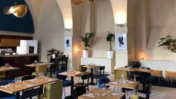 Salle - 1801 - Les Cuisines du Musée, Angers