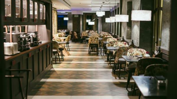 Interior - Panorámico by Eboca Restaurant, Ronda