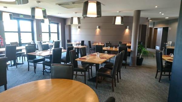 Salle du restaurant - Golf de Dunkerque, Coudekerque-Village