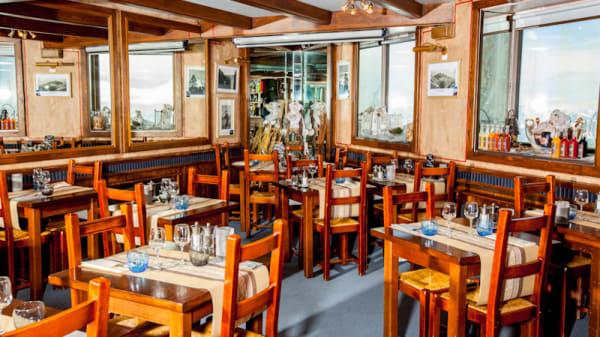 """Notre salle de restaurant - """"Le 3842"""", Chamonix"""