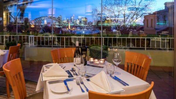 LB's Restaurant, North Sydney (NSW)