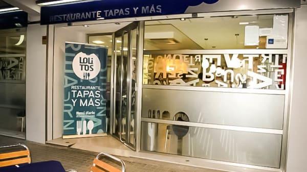 entrata - Lolitos, Valencia