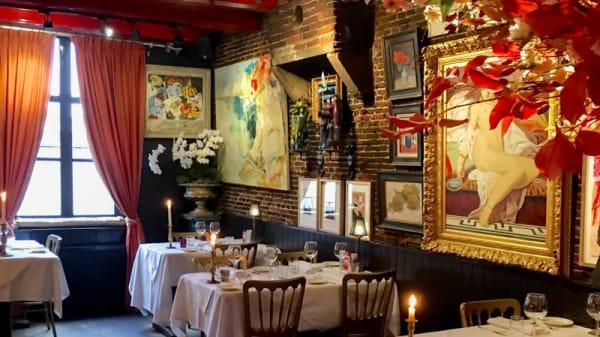 restaurant - De Doelen, Muiden