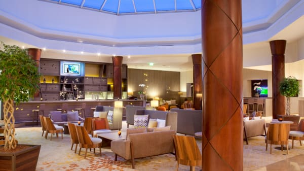 Notre espace Bar - Le Trivium @ Marriott Paris CDG, Roissy-en-France