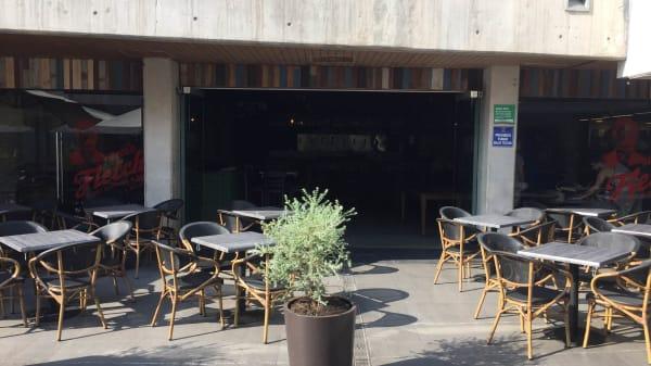 La Fabbrica, Santiago de Chile