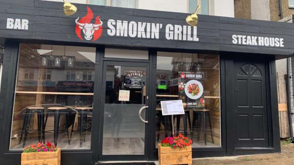 Smokin'grill Steakhouse, Worcester Park