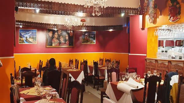 Vue de la salle - B-Bollywood, Senlis