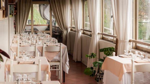 Vista sala - Da Romina, Rapallo