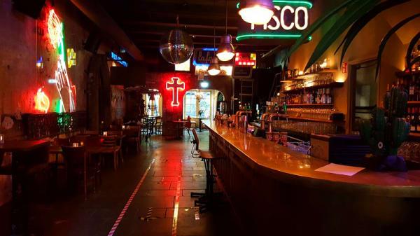 Het restaurant - R, Amsterdam