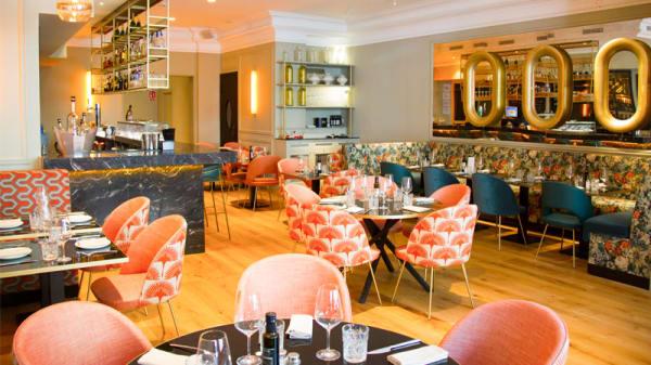 Beluga Bar & Kitchen - El Avenida Palace Hotel 1 - Beluga Bar & Kitchen, Barcelona