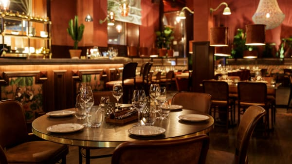 Restaurangens rum - Público, Stockholm