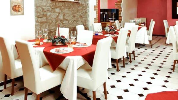 sala - Osmosi Osteria Moderna (Stuzzico), Montefiascone