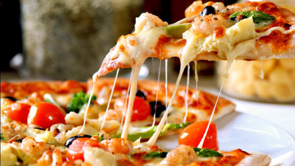 Pizza - Pizzaria Roberto, Valongo