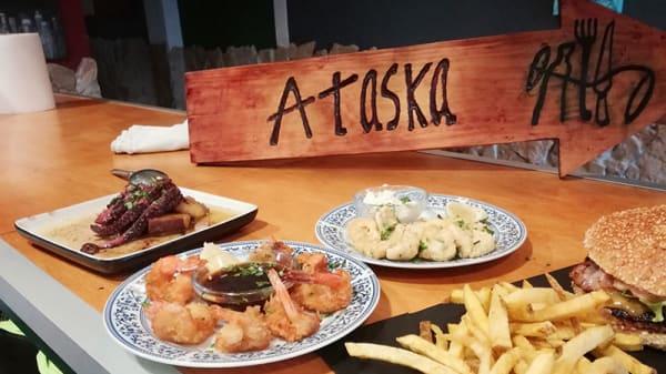 Sugestão do chef - A Taska, Olhão