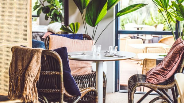 Seating - The Fernery, Mosman (NSW)