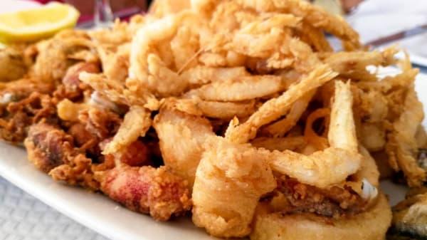 Sugerencia del chef - Raco de la Paella Su Rincon Marinero, Fuengirola