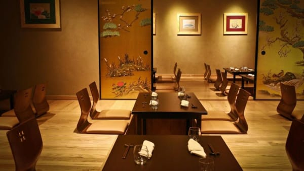 Tatami Seating - Ginza Miyako Japanese Restaurant, Adelaide (SA)