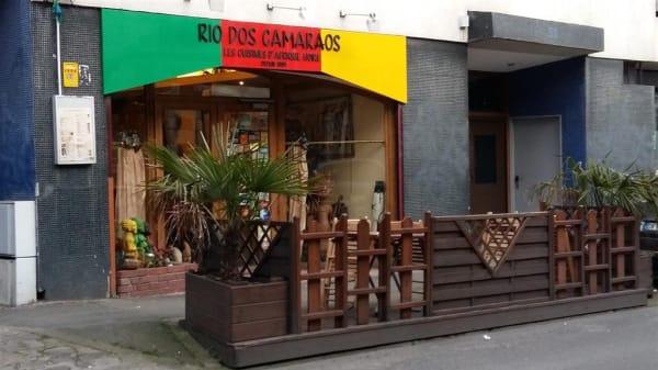 Rio Dos Camaros - Rio Dos Camarãos, Montreuil