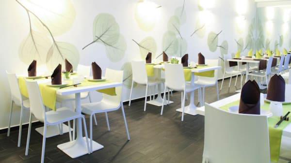Vista sala - Zen-Ci Asian restaurant, Milano