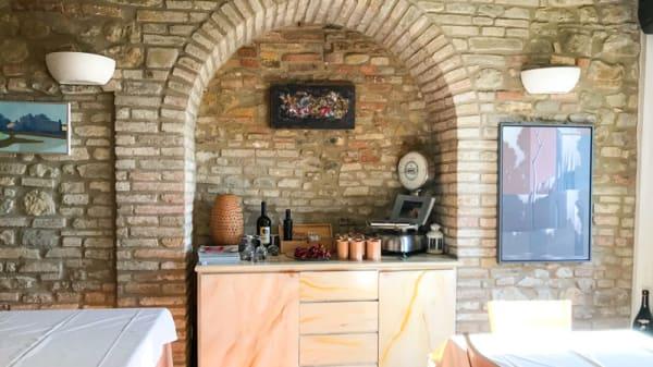 Veduta dell interno - Ristorante La Canonica, Pesaro