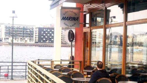 Sjöstadens Marina Grill, Stockholm